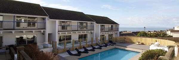 Self catering breaks Woolacombe North Devon