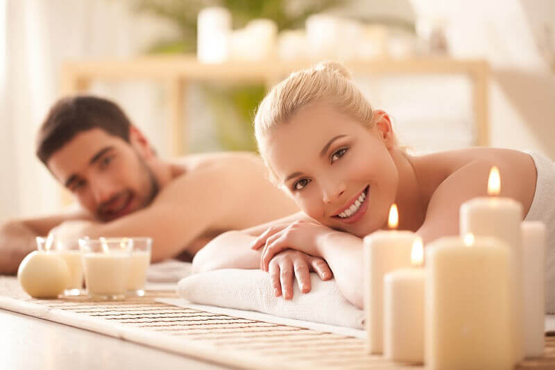 Spa sessions for two North Devon