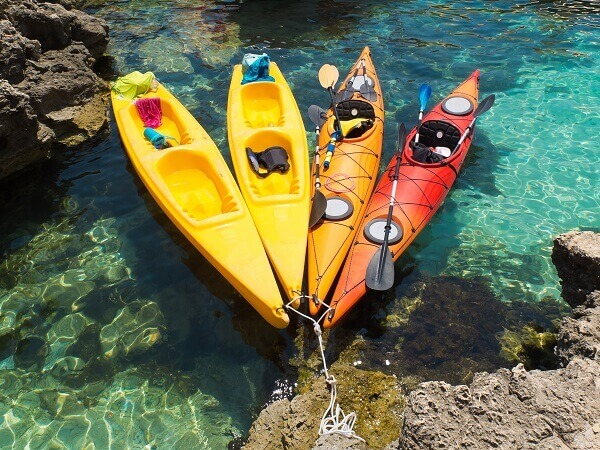 Kayak Hire woolacombe North Devon